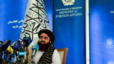 Taliban requests to address UN General Assembly