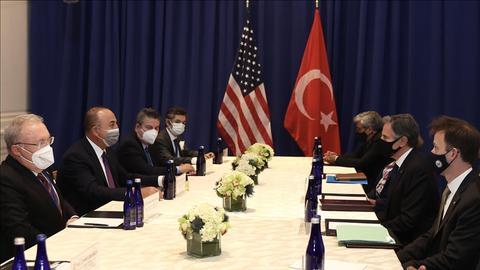 Turkey, US to continue work on Afghanistan