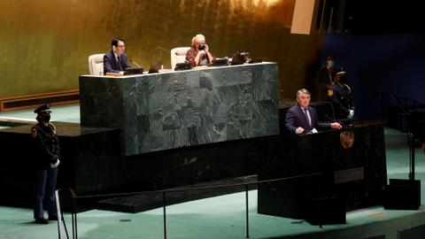 World leaders address Covid, climate crisis at UNGA summit