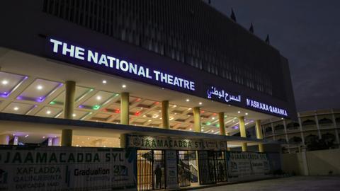 'Historic night' as Somalia screens first film in three decades