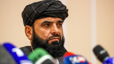Taliban's new UN envoy urges quick world recognition of new Afghan rulers