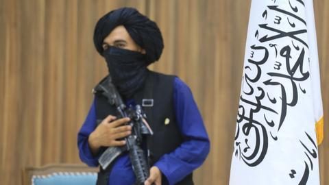Taliban plea for UN recognition reveals a weak hand