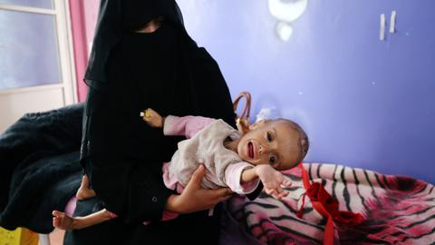 UN: Millions of Yemenis are 'marching towards starvation'