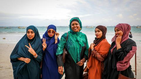 How Fawzia Yusuf Adam became Somalia's only female presidential candidate