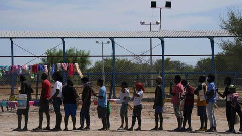 US envoy to Haiti slams 'inhumane' refugee deportations, resigns