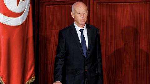 Tunisia's Kais Saied turns to Saudi Arabia and the UAE to secure funds
