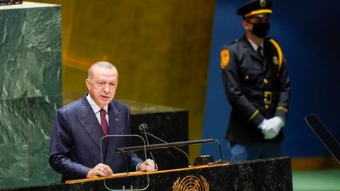 Erdogan: US not 'acting honestly' with Turkey, ties at low point