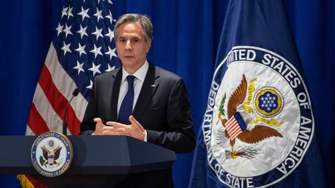 Blinken sees unity on Taliban after meeting with Pakistan, China