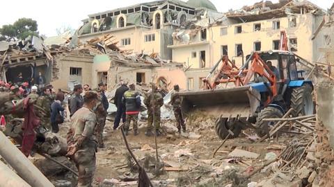 Azerbaijan files case at ICJ against Armenia for 'ethnic cleansing'