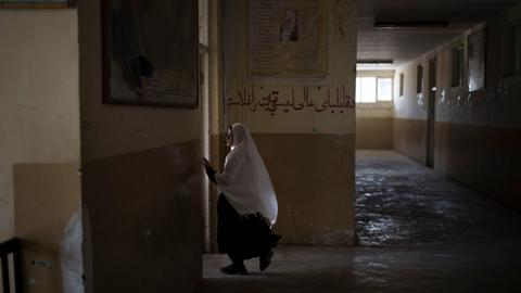 Dreams and years of hard work: What is at stake for Afghan women?