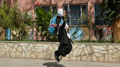 UN panel urges conditional aid to protect Afghanistan's women