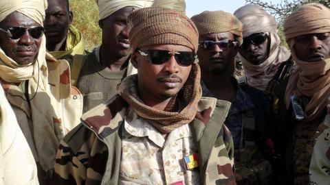Chad junta leader names new interim parliament