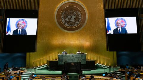 World leaders face concern over regional conflicts at UNGA