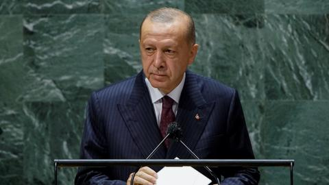 Erdogan: Turkey could buy more Russian S-400 missiles