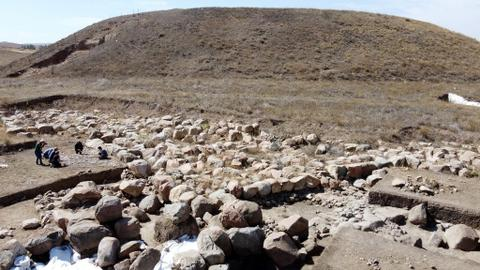 Turkey discovers 'ancestor' of Mediterranean mosaics