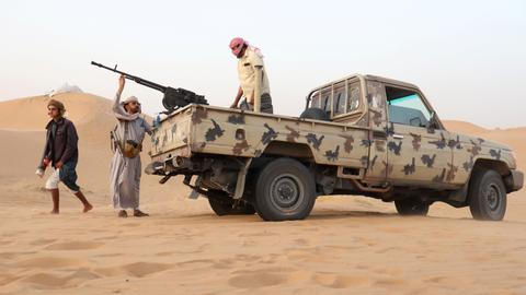 Dozens dead as fighting rages for Yemen's Marib