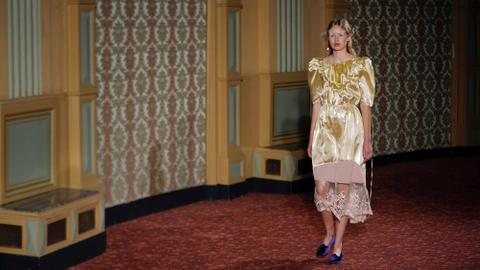 Missoni turns creative page as Liberatore combines real with virtual