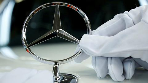 Mercedes may not release new cars due to chip crisis