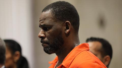 Disgraced singer R. Kelly convicted in sex trafficking trial