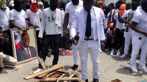 Haiti polls postponed indefinitely as PM Henry sacks electoral body members
