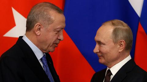 After escalation in Idlib, what's next for Turkey-Russia relations?