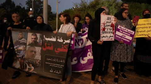 #Arab_lives_matter sparks calls for more and better policing in Israel