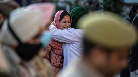 Attacks on unarmed cops: India grapples with a new challenge in Kashmir