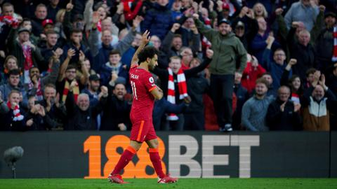 Liverpool's Klopp hails Salah as best player in world