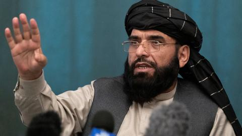 Taliban warns against isolating Afghanistan, ready for talks