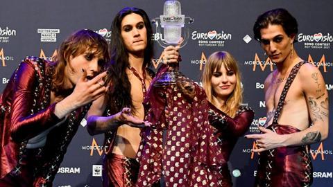 Italy's Turin to host Eurovision 2022