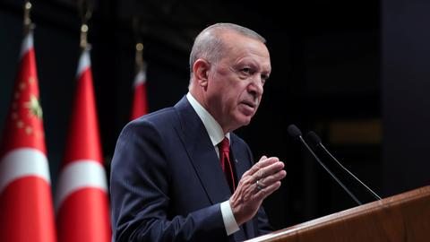 Erdogan: Syria struggle to be pursued in 'very different way' going forward