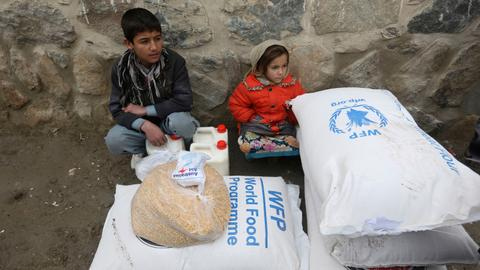 Rural Afghanistan may not get through the winter if help doesn't arrive