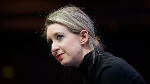 Elizabeth Holmes, Silicon Valley, and the everlasting glass ceiling