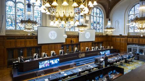 Top UN court backs Somalia in sea border dispute with Kenya