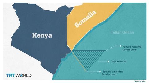 Kenya rejects ICJ ruling over maritime border dispute with Somalia