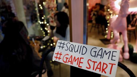 South Korea's 'Squid Game' is Netflix's biggest debut show