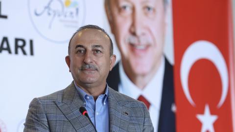 Turkey blames US, Russia for persisting PKK/YPG attacks along Syria border