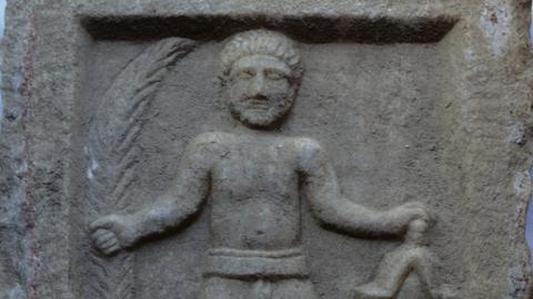 Turkey's gladiator graves tell a different story about the ancient warriors