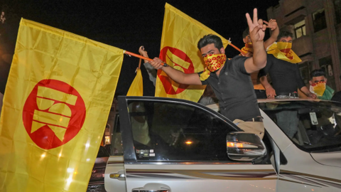 Iraqi elections have ended the PKK's propaganda campaign in Sinjar