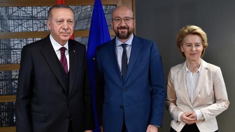 EU commission shifting Turkey to MENA unit: Is it a political decision?