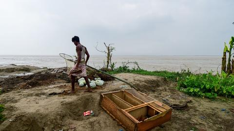 Can developing countries avoid a 'climate debt trap'?
