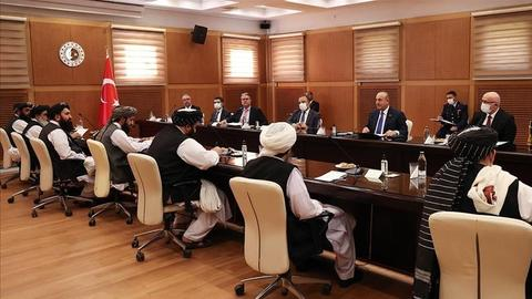 Turkey reiterates importance of inclusive government in Afghanistan