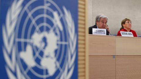 US rejoins UN Human Rights Council after 2018 walkout