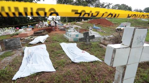 Panama unearths mass graves of victims from 1989 US invasion