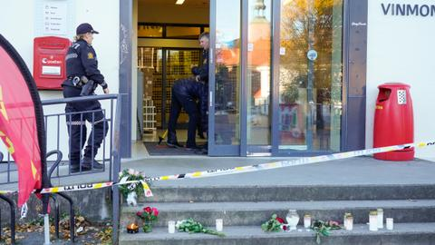 Norway attacker transferred to health services over mental health doubts