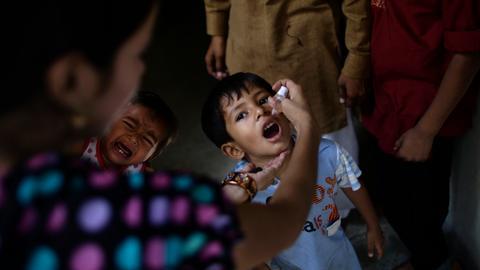 Pakistan is on the verge of polio eradication