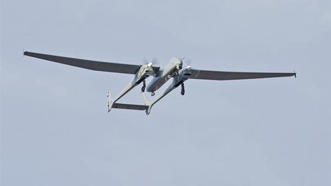 UK considering Turkish drones - Turkish technology minister says