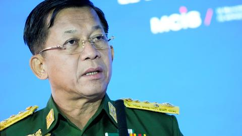 ASEAN decides not to invite Myanmar junta chief to summit this month