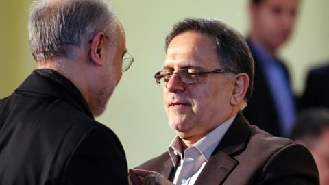 Iran sentences ex-central bank chief to 10 years in prison for corruption
