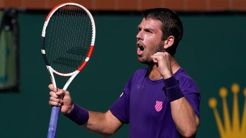 Cameron Norrie beats Grigor Dimitrov to reach Indian Wells final